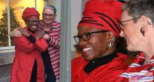 Retired Anglican Bishop, Desmond Tutu's Daughter Weds Lesbian Partner